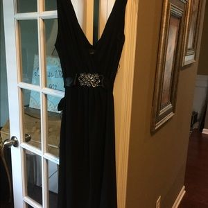 Cocktail dress with bling. Size 8